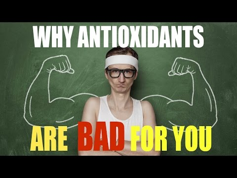 Why Antioxidants Are BAD For You - With Ari Whitten