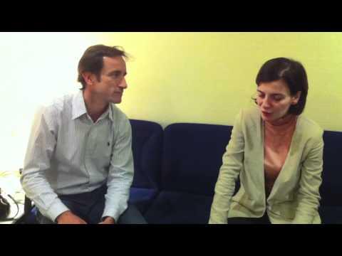 Entrevista Albena Danailova, violín