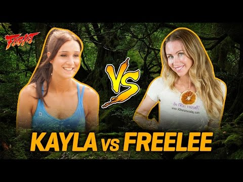Freelee the Banana Girl fans crowd court hearing for Kayla Itsines lawsuit