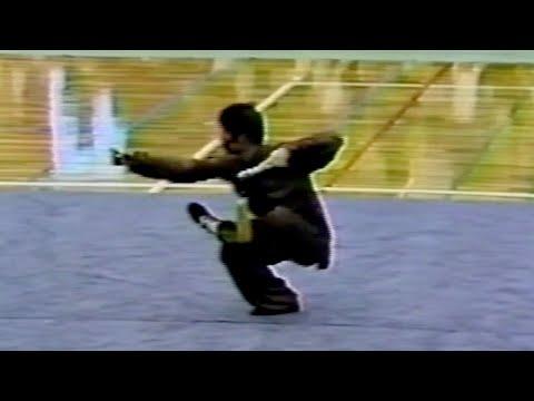 【武術】徐向東 (酔剣) 1985 / 【Wushu】Xu Xiangdong (Zuijian) 1985