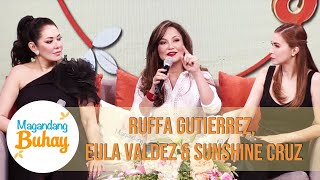 Ruffa, Eula, and Sunshine tell how they caught their ex-partners cheating | Magandang Buhay