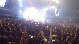 LINKIN PARK CHILE 2017 - PAPERCUT