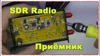 SDR супер приёмник 100 кГц-1.7 ГГц обзор и тест Он ловит всё