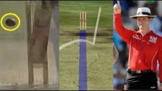 Top 5 insane Worst Umpires Decisions in cricket history| by umpires | unbelievable