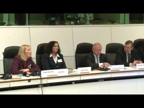 Eva Manik. European Bank for Reconstruction and Development