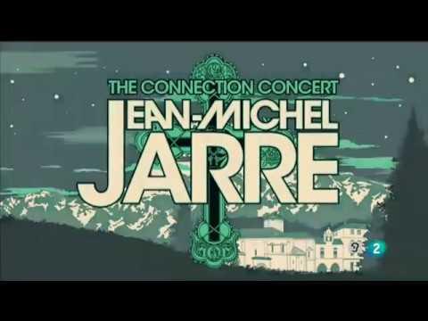 Jean Michel Jarre en Santo toribio de Liébana , The Connection Concert