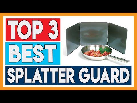 Top 3 Best Splatter Guard