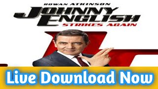 Johnny English STRIKES Full Movie Hindi Dubbed   DOWNLOAD