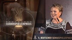 Preisträgerin in der Kategorie Schauspielerin in einer Nebenrolle: Gabriela Maria Schmeide