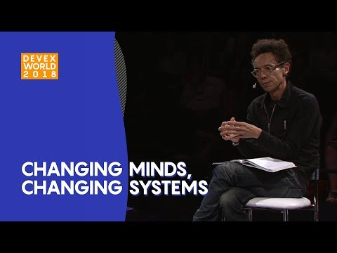 Devex World 2018: Changing Minds, Changing Systems
