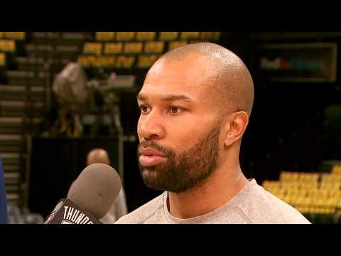 Grant Long 1-on-1 With Derek Fisher