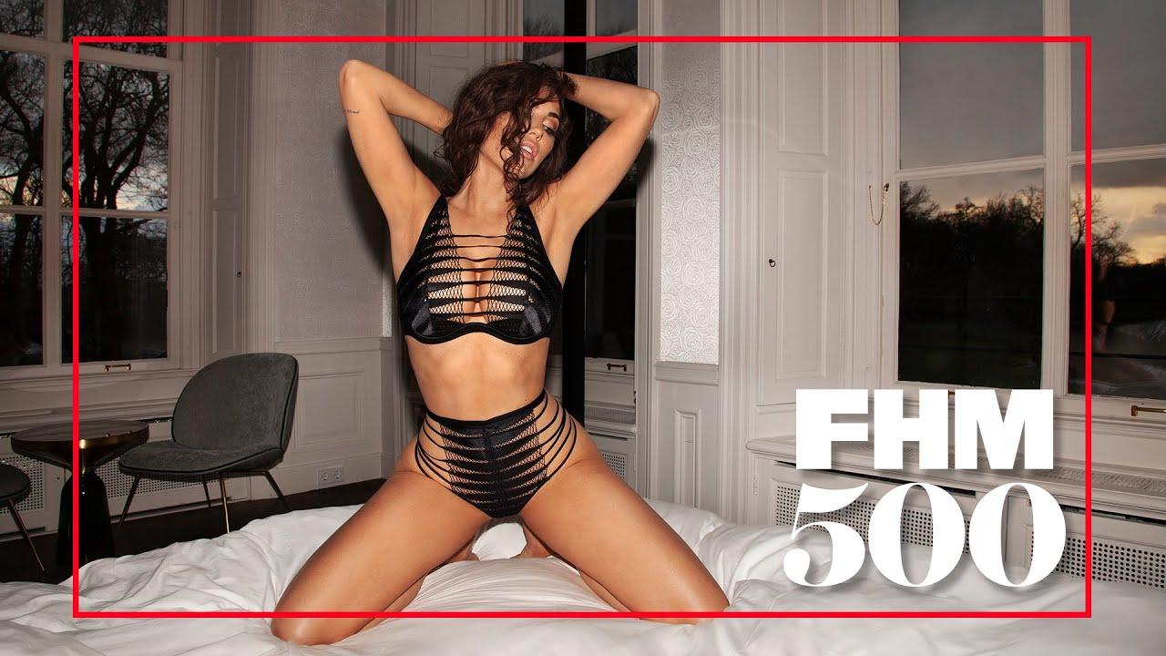 Download Fotoshoot met Yolanthe Cabau | FHM500