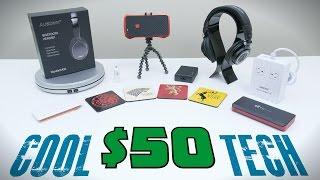 cool tech under 50 july