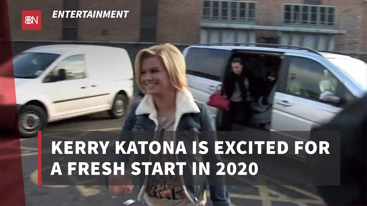 Kerry Katona Looks Forward To 2020