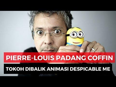Pierre Coffin, Bapak Para Minions Keturunan Indonesia