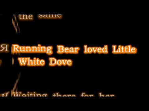 Running Bear by Johnny Preston [Lyric Video]