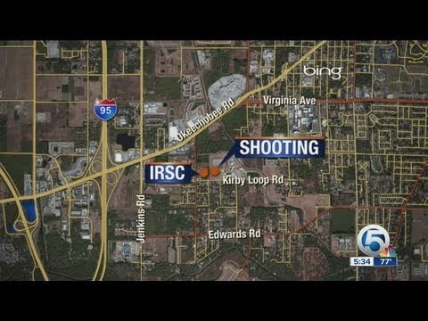 Shooting at Treasure Coast Public Safety Training Complex Fort Pierce