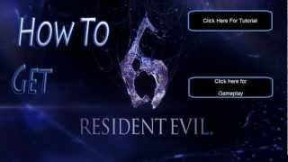 How to get Resident Evil 6 Demo without Dragons Dogma - Xbox 360