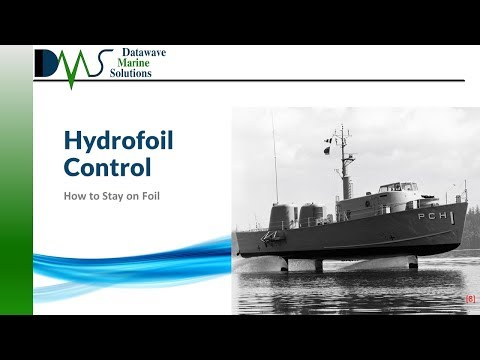 Hydrofoil Control:  How To Stay On Foil