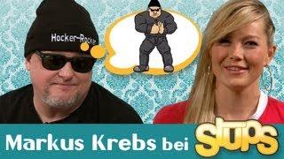 Markus Krebs über seine Hooligan-Karriere - Stups