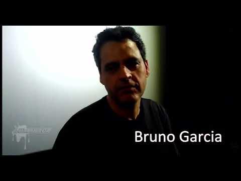 Bruno Garcia manda um olá para a estreia de Chocante
