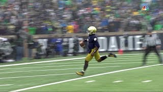 Highlights | @NDFootball vs. Wake Forest (2017)