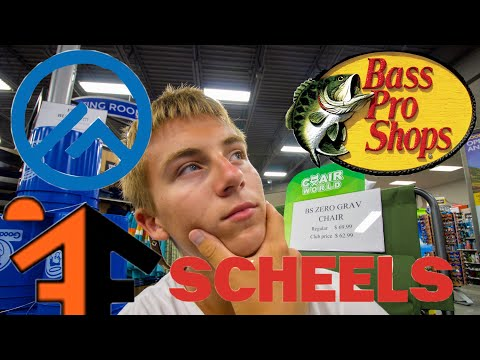 What Is The BEST Fishing Store