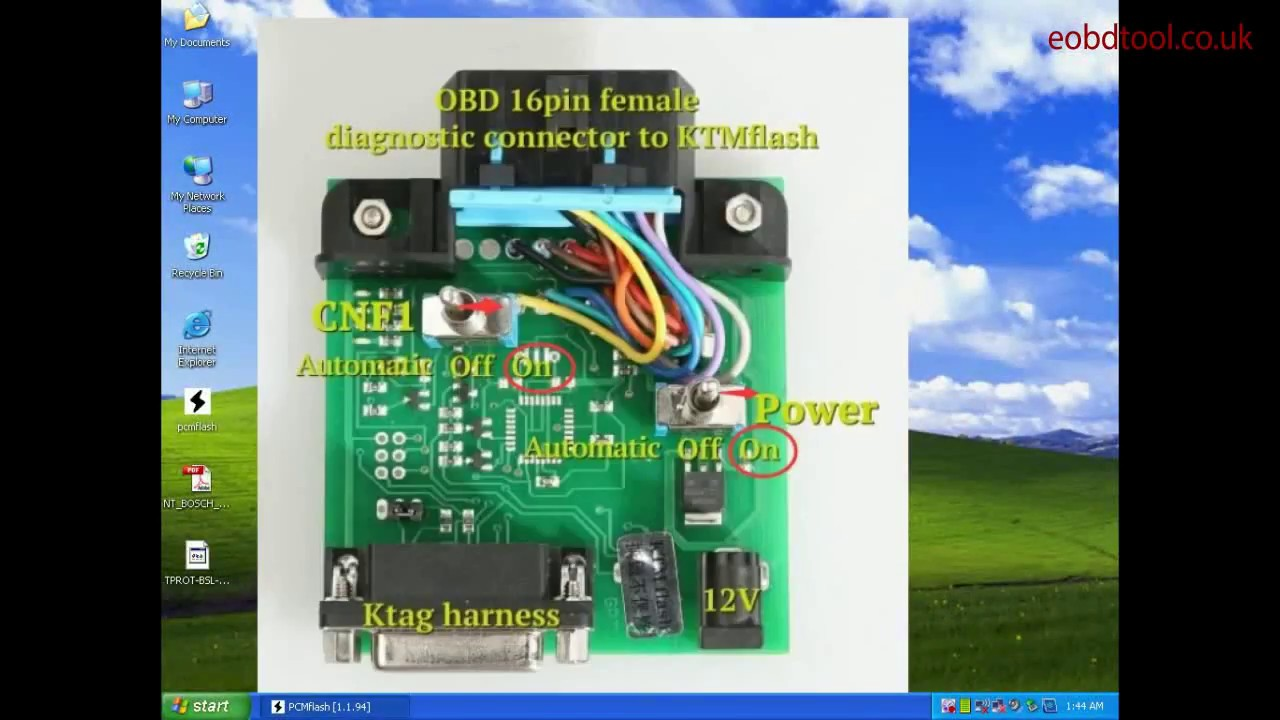 KTMFLASH ECU programmer Review