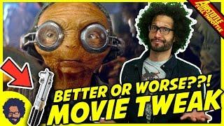 Does This Make The Force Awakens Better?!? Star Wars Movie Tweak