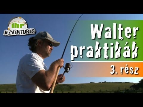ihr kalandok - 12. rész - Walter praktikák 3. (feeder és match bottal kapitális pontyokra)