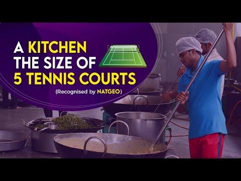 Sneak Peek Into The Art of Living Kitchen in Bengaluru