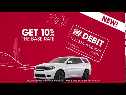 Dollar Car Rental | NEW Debit Card Policy & 10% Off* The Base Rate