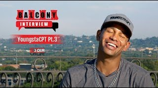 YoungstaCPT Speaks On His Time In Hillbrow, Love, Appropriation, & More