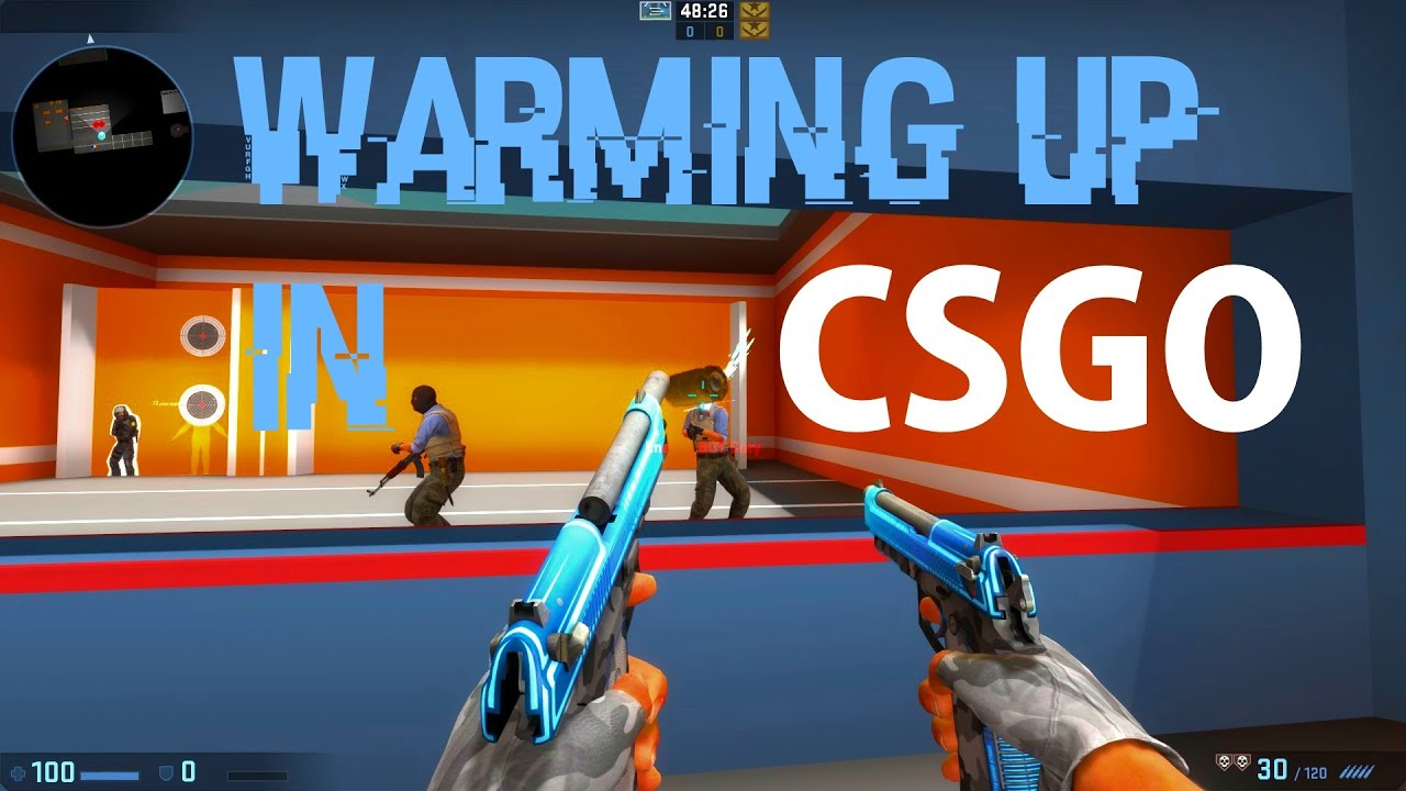how to skip warmup csgo