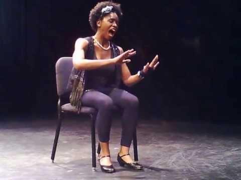 Random Black Girl-- Sidney Edwards (FULL)