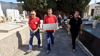 VASTO - Traslazione dei resti mortali di don Felice Piccirilli