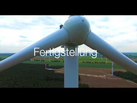3U ENERGY PE GmbH   Windpark Lüdersdorf