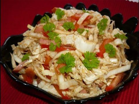 Салат из пекинской капусты с яйцом – рецепт приготовления