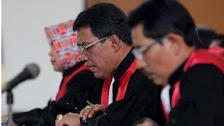 Court in Indonesia delivers setback in government
