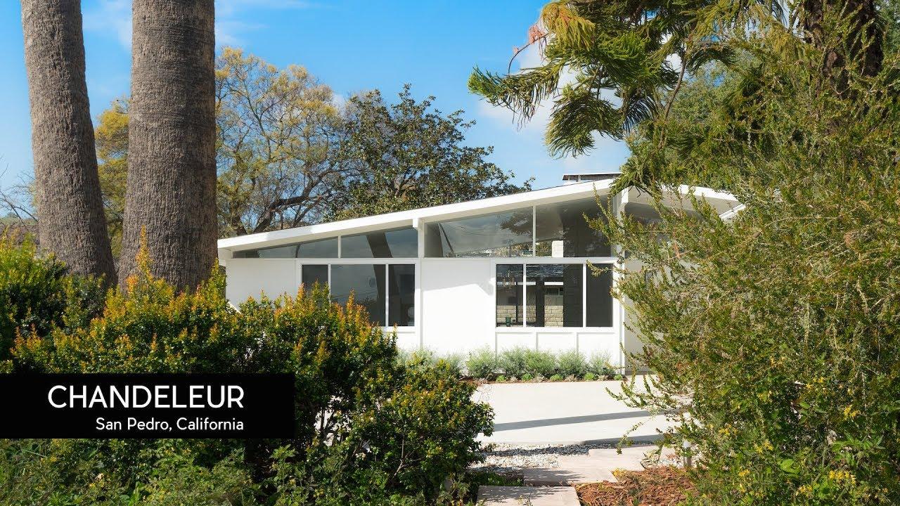 California Mid Century Modern Architecture 134 Chandeleur
