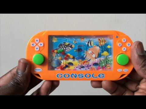DS WATER PINBALL GAME TOY