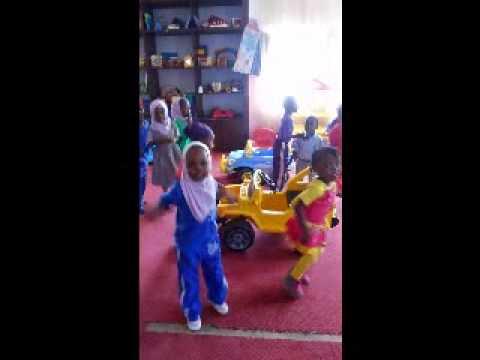 Intercontinental Schools Kano (Magnet Activity )