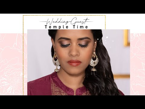 Wedding Guest: Temple Time | MyGlamm