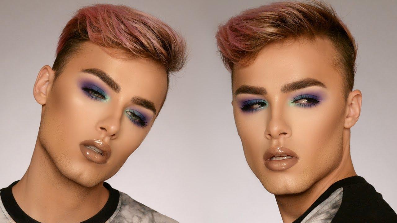 take me back to brazil palette makeup tutorial bh cosmetics youtube. Black Bedroom Furniture Sets. Home Design Ideas