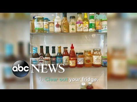 How a nutritionist organizes her refrigerator