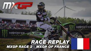 MXGP of France 2019  Replay MXGP Race 2 #MXGP