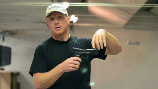 Pistol Grip Lesson- Shannon Smith- Grand Master and World Champion Shooter