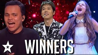 TOP 10 Winners Around The World on Got Talent 2019 | Got Talent Global