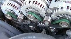 6 SMD 18s + (3) 9k DC AMPs = VIOLENT BASS, Time for better car insurance