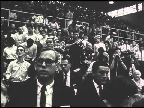 Lyndon Johnson at Southwest Texas State College